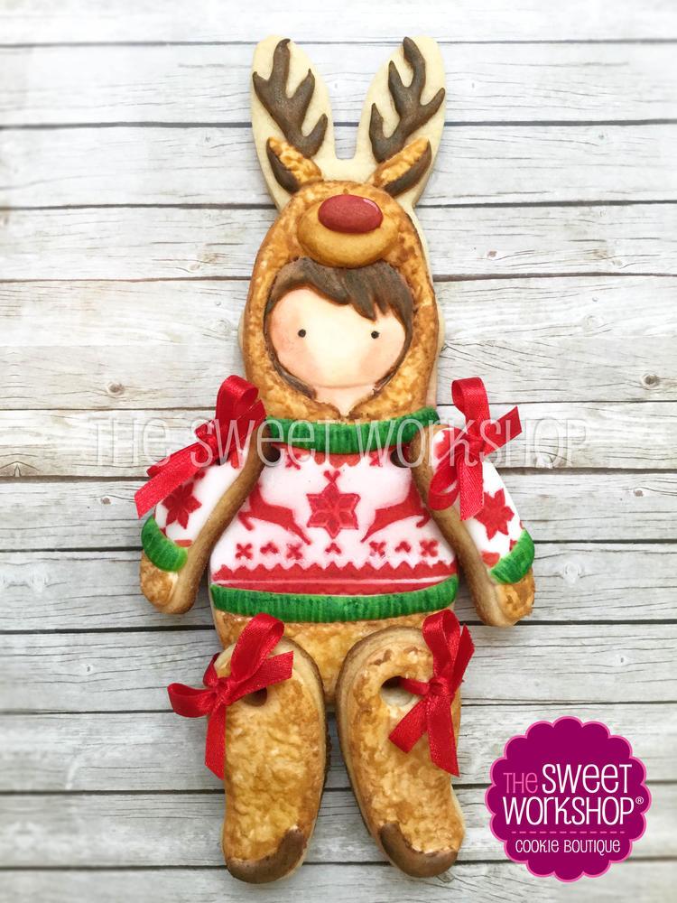 Rudolph Doll!