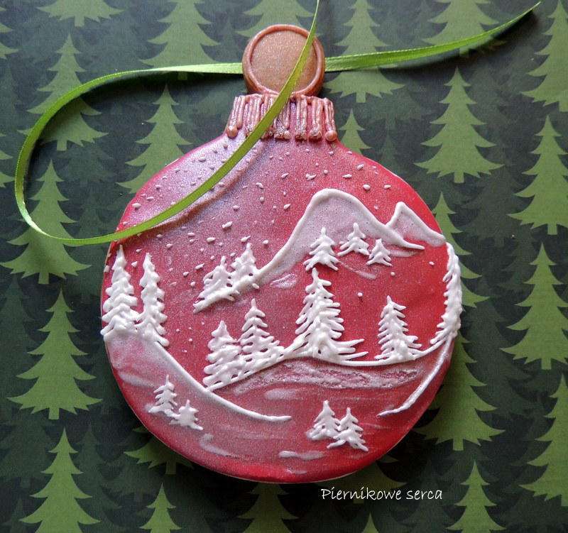 Christmas tree ornament | Cookie Connection