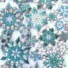Diamond Snowflakes | The Cookie Architect