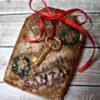 Santa Key by Ahimsa Custom Cakes