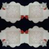 Needlepoint Snowflakes