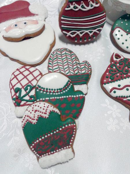Cookie luva/ Christmas