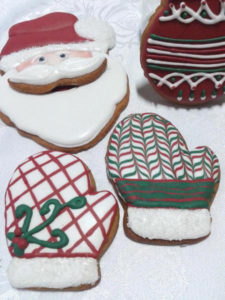 Cookie luva / Christmas