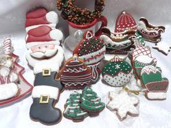 Cookies Natal / Christmas