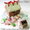 gingerbread house filled with cookies...kucica puna medenjaka