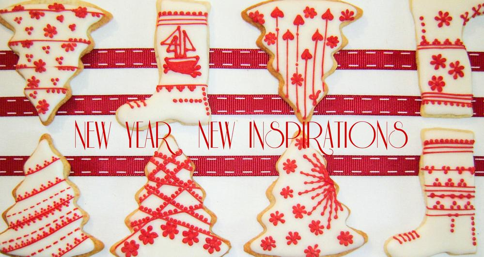 New Year New Inspirations 2016