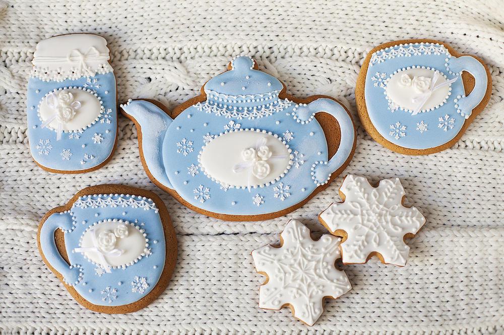 Christmas tea...