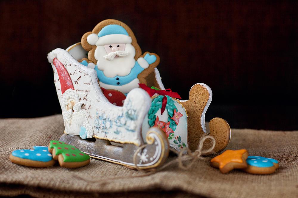 Waiting for Santa )