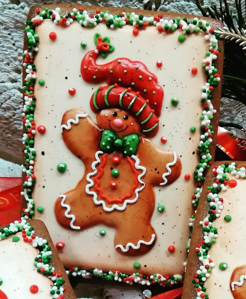 little gingerbread boy