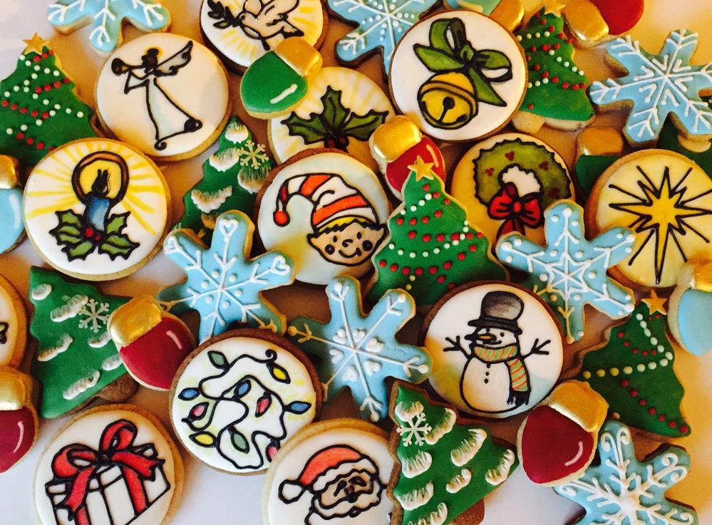 2015 Whimsical Christmas Set