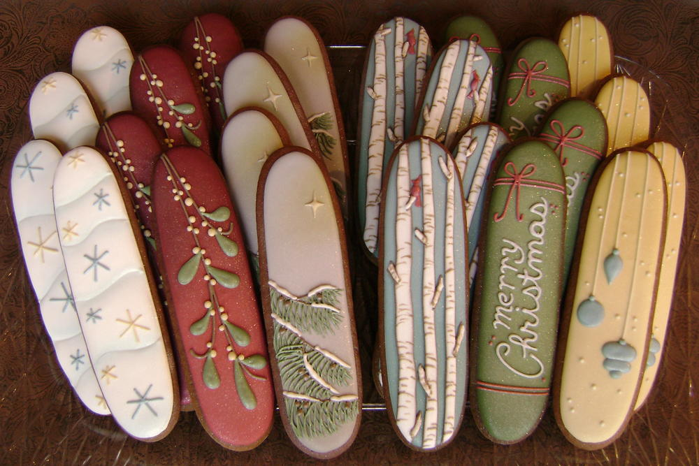 Christmas Twinkle - Gingerbread Dunkers
