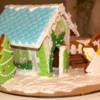 Christmas angel house