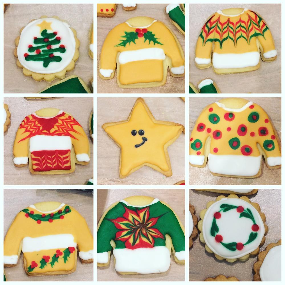 mrsmawbs Christmas Cookies