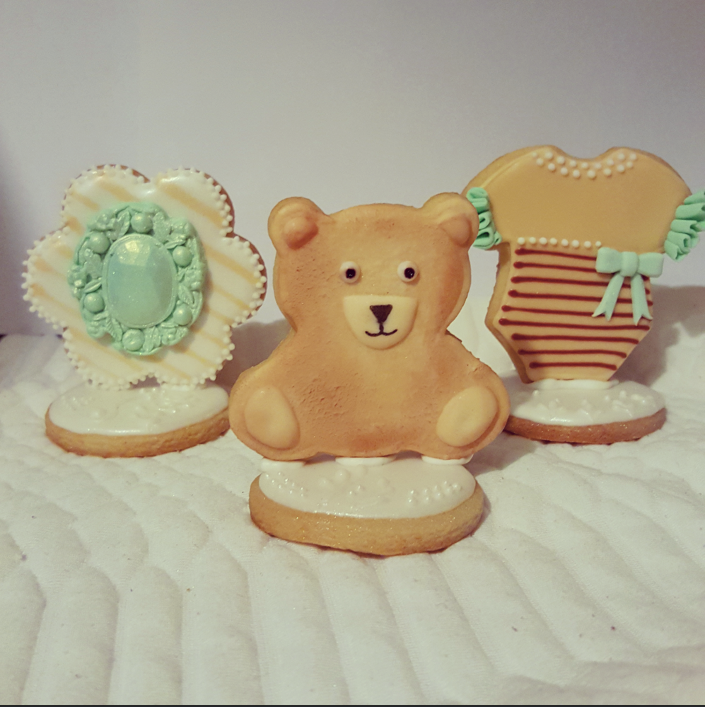 Baby Cookies 3D