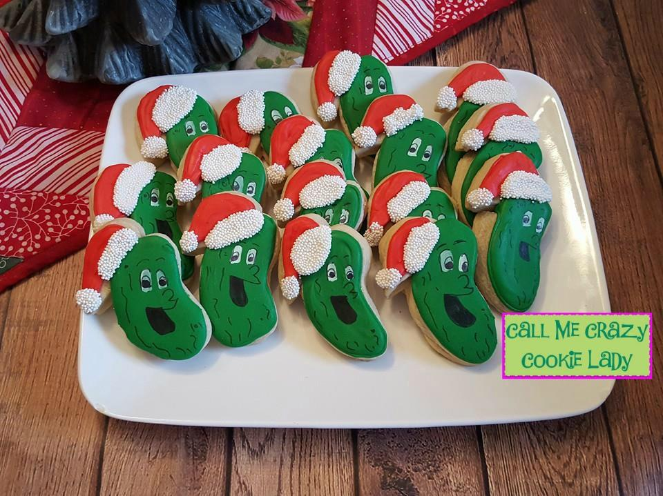 Christmas Pickles