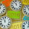 New Year's Eve Clocks