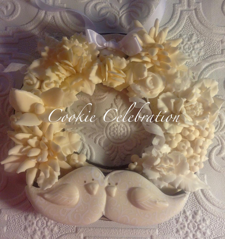 Wedding Wreath (Cookie Celebration)