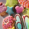 Closeup of Angie's Cookies