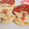 KHandcrafted Chinese New Year Fans 3