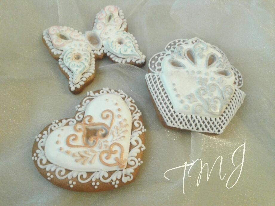Lacy gingerbreads by TMJcreative