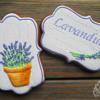 Lavandula Cookies