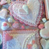 Girly Girl Valentines (Cookie Celebration)