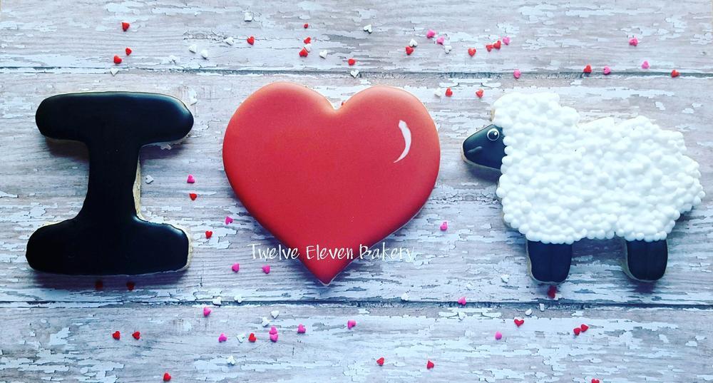 My punny valentine