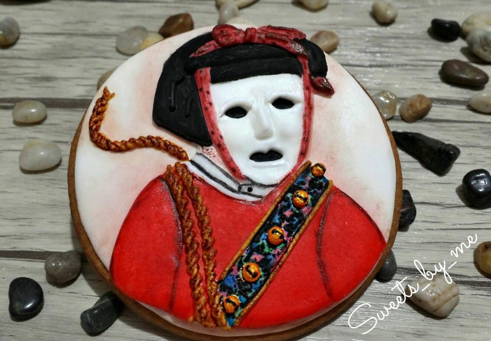 Issohadore - Ancient Sardinian Carnival Mask