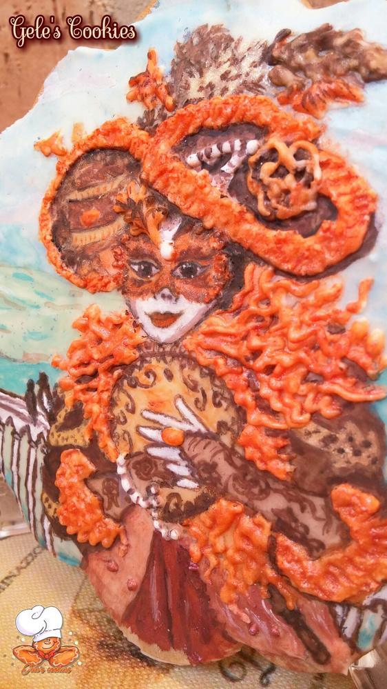 Carnival in Venecia