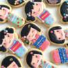 Mini Kokeshi Dolls