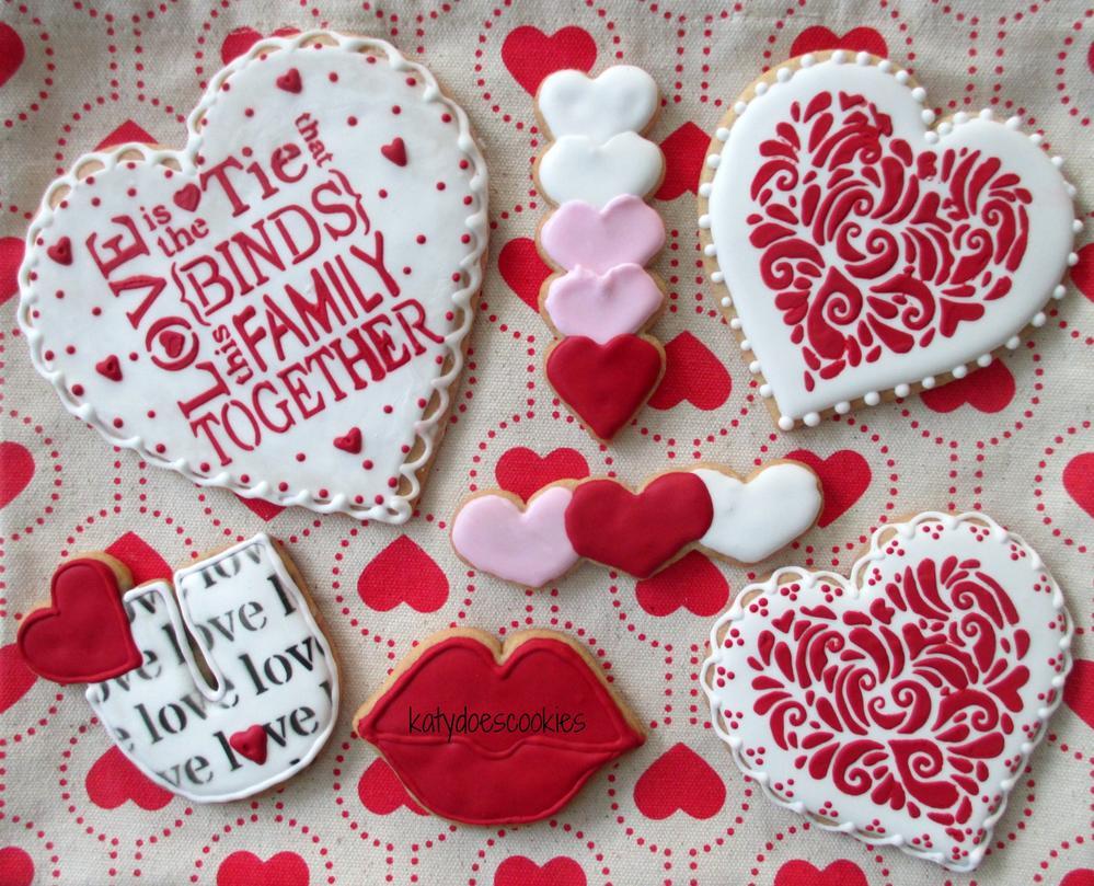 Family valentines