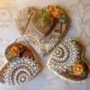 Antique Hearts (Cookie Celebration)