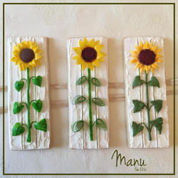 Playing with Sunflowers in February #2 Manu Feb 2016