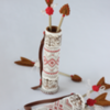 Standing Cookie Quivers and Arrows