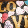 set cookie love