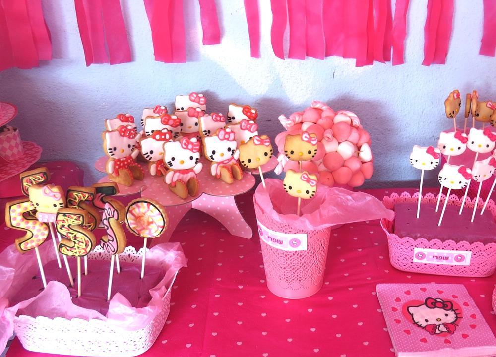 Hello Kitty 5th Birthday Party