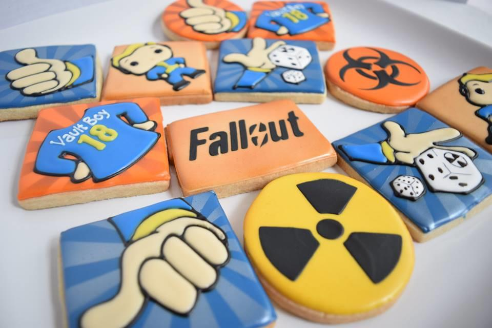 Fallout  Birthday Cake