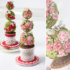 3-D Cookie Topiary by Julia M Usher