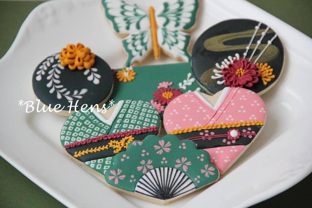 Japanese Cookies