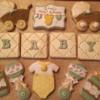 Baby Shower Cookies Gender Neutral