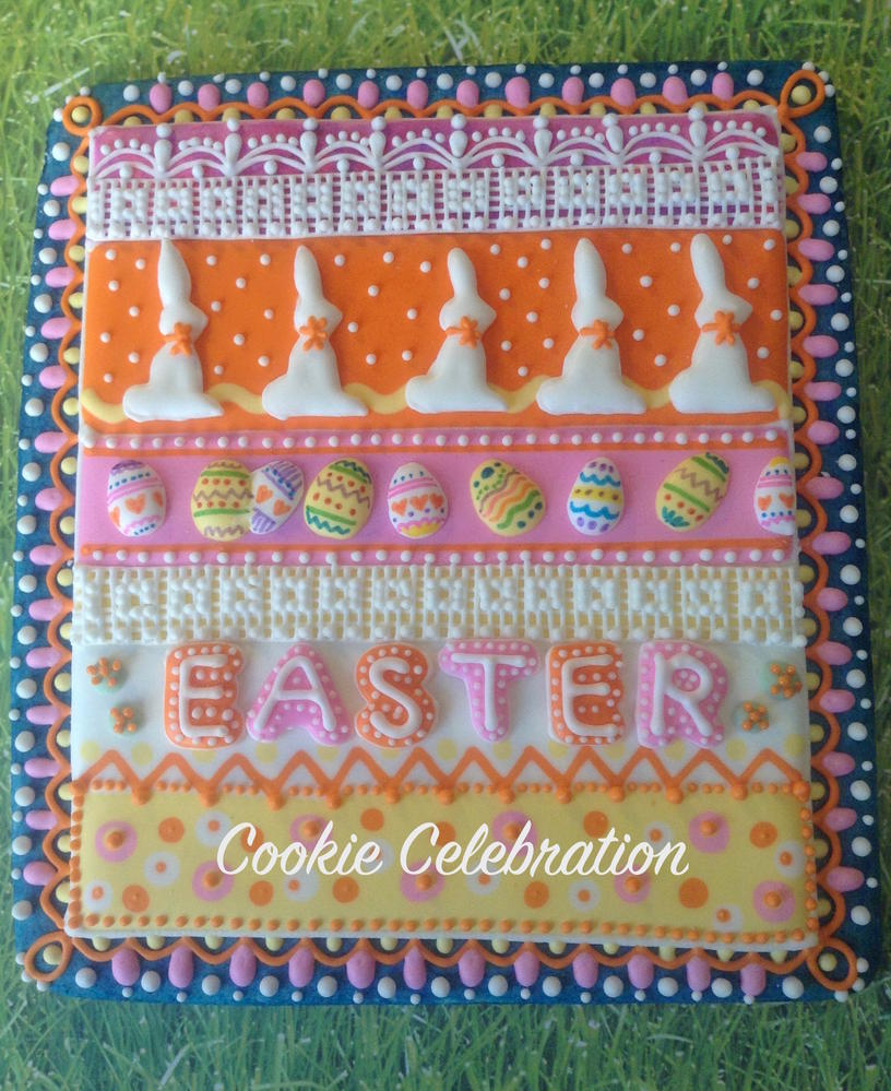 Easter Sampler (Cookie Celebration)