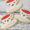 Inspired Wedgwood Teacup Cookies