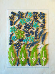 Floral Tile Design 4 Manu Mar 2016