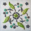 Floral Tile Design | Manu