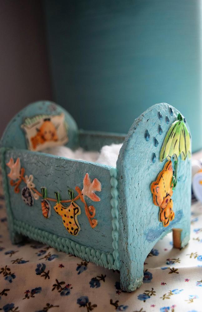 Sweet Baby Boy Cradle 3 (Mimamamendulza)