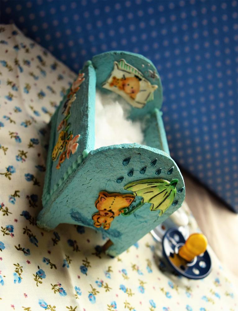 Sweet Baby Boy Cradle 1 (Mimamamendulza)