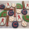 Chicago Cubs Cookies