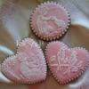 Misternie ręcznie rurami Cookies igłowe - Needlepoint