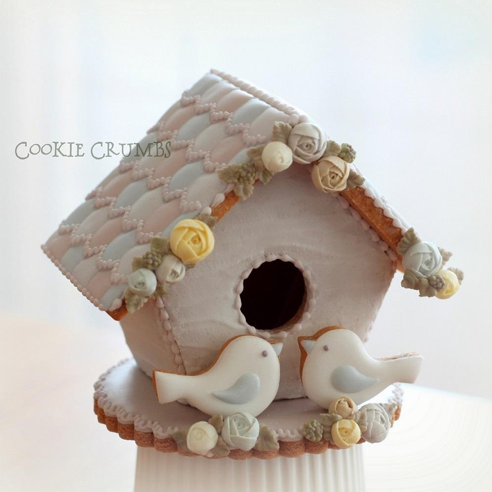 Mini Spring Bird House
