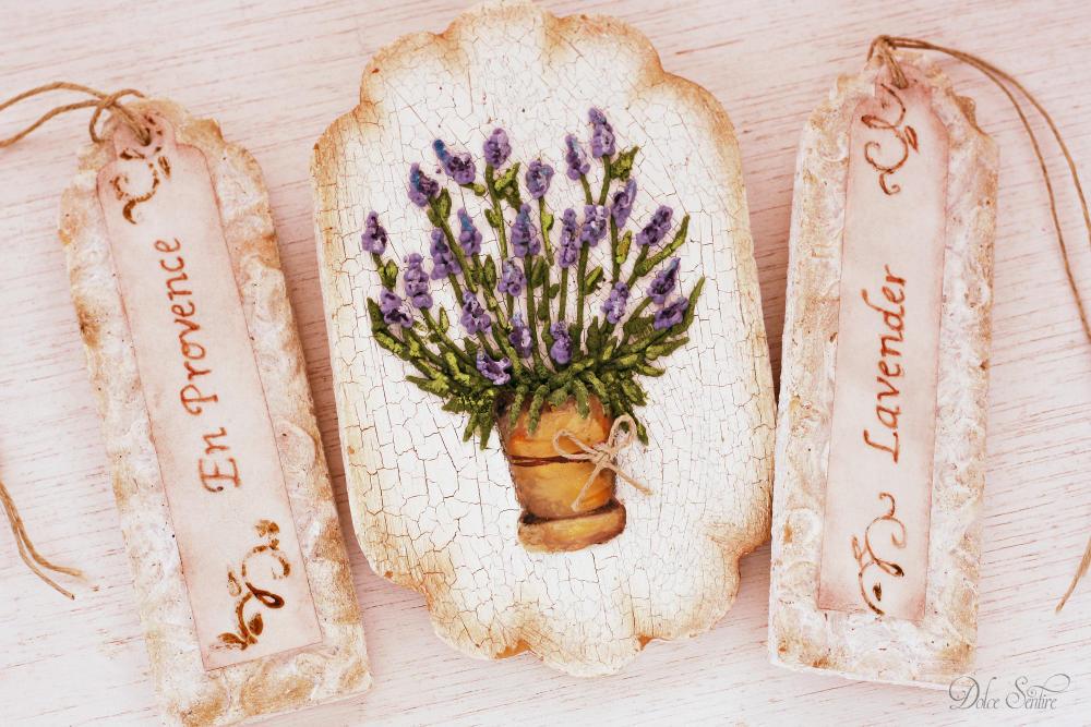"""""""En Provence"""" Cookie Set"""